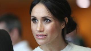 Меган - новата бунтарка в кралското семейство (Снимки)
