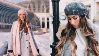Стилни през зимата: На ход са аксесоарите
