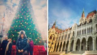 Будапеща - унгарската перла е по-красива от всякога по Коледа