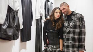 Диляна Попова отново във вълнуващ моден проект