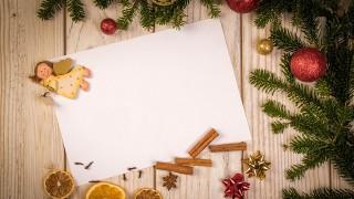 Скъпи дядо Мраз Коледов, бях много добра през цялата година...