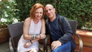 Среща с актьора Пол Бен-Виктор и как се прави детективски сериал