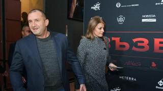 Президентът Румен Радев и съпругата му на обиколка в Петра (Снимки)