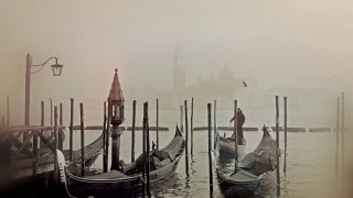 Магията на Венеция през зимата