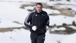Кубрат Пулев свали дрехите по време на тренировка (Снимка)