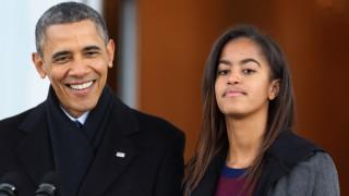 Дъщерята на Обама показа секси тяло (Снимки)
