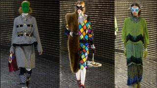 Модерен карнавал: Колекция Gucci есен-зима 2019/20