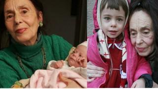 Вижте как изглежда днес дъщерята на най-възрастната родилка в света