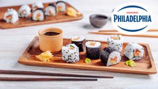 Суши Philadelphia – невероятно вкусен съюз между Изтока и Запада
