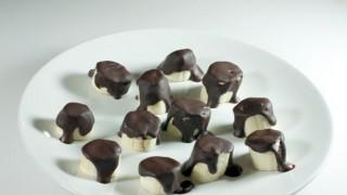 Банани с шоколад