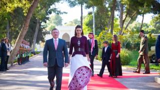 Крал Абдула и кралица Рания: Любов от пръв поглед