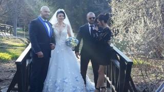 Софи Маринова се омъжи с гълъби и