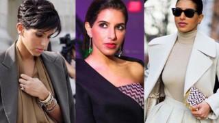 Дина: Най-стилната арабска принцеса