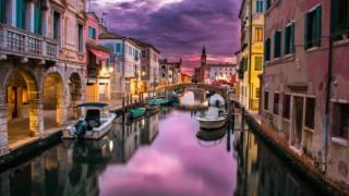 Венеция по залез - никога не е било по-лесно да се влюбиш в живота