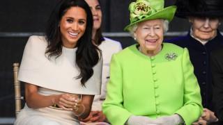Защо Меган пропусна рождения ден на кралицата?
