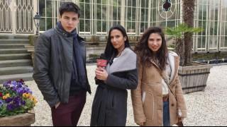 Камелия прати Тино и Мария на уроци при Андре Рийо