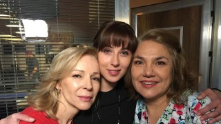 Марта Вачкова тъгува за актриса от