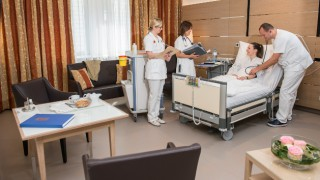 Wiener Privatklinik: Mястото, на което ракът е победен