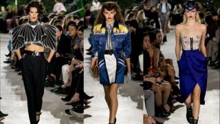 Полет до Ню Йорк: Louis Vuitton resort 2020