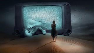 Как да получите пророчество от екрана?