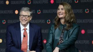 Жената на Бил Гейтс не работи съпруга на мъжа си