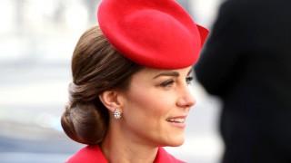 Кейт отново ни показа какво е стил