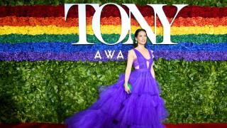 Луси Лиу – красивата фея на наградите