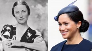 Уолис и Меган – двете американки в британското кралско семейство