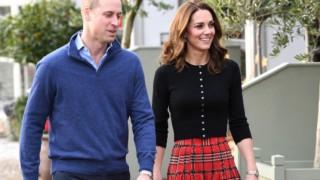 Защо принц Уилям не носи брачната си халка?