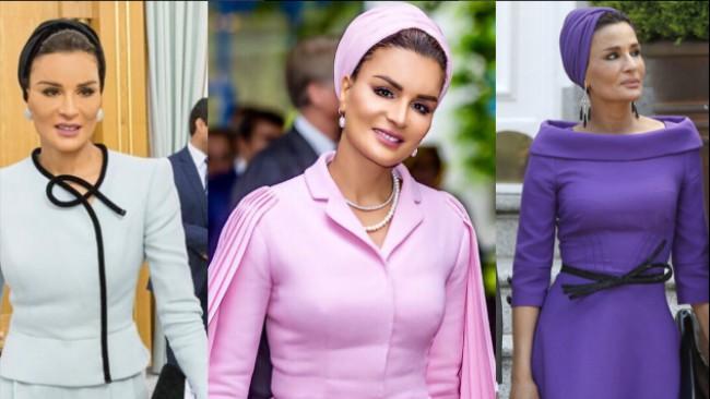 Шейха Моза - една приказна арабска принцеса с хипнотизиращ стил