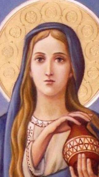 Почитаме Мария Магдалена - първата вестителка на Възкресението