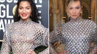 Моден сблъсък: Индия Мур срещу Карли Клос