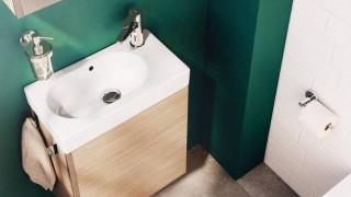 Как да превърнем малката баня в истински оазис? Вижте няколко трика (снимки)
