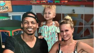 Финландка и африканец създадоха най-красивото дете на света. Вижте колко е прелестна...