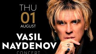 Васил Найденов с мега концерт на морския бряг