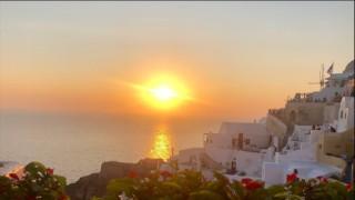В преследване на перфектния залез на Санторини и в търсене на потъналата Атлантида