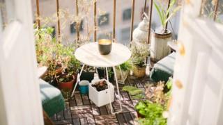 6 идеи да превърнете балкона в красив оазис