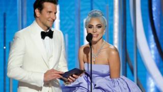 Лейди Гага видимо се разхубави покрай Брадли Купър