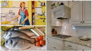Как да премахнем миризмата на риба в кухнята