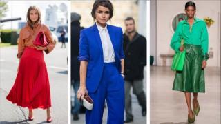 Какво да облечем между сезоните? Пет модерни визии на прага на есента