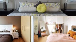 Как да превърнем спалнята в мечтаното място за почивка