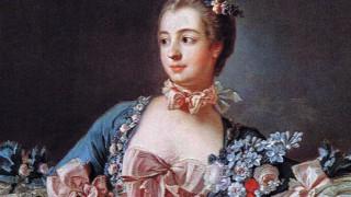 Мадам Помпадур - легендарната жена с красив ум