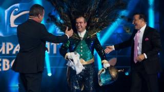 """Иван Звездев е първата звезда, разкрита в """"Маскираният певец"""""""