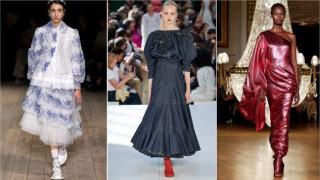 Когато модата е изкуство: келтски костюми и романтичен тюл превземат подиума