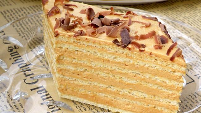 Да готвим с Ани Шакарян: Арменска карамелена торта