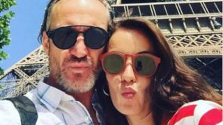Синът на Деян Донков и Радина: дългокос и красив като момиче