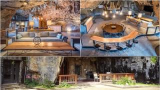 Продава се най-разкошната пещера на света