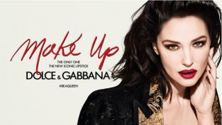 Моника Белучи - по-красива от всякога в новата рекламна кампания на Dolce & Gabbana