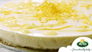 Рецепта за вкусен лимонов чийзкейк