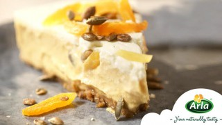 Рецепта за изкусителен тиквен чийзкейк